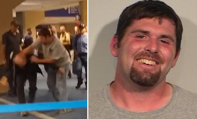 Dallas Airport Homophobe Faces $1,000 Fine And No Jail Time After Anti-Gay Attack