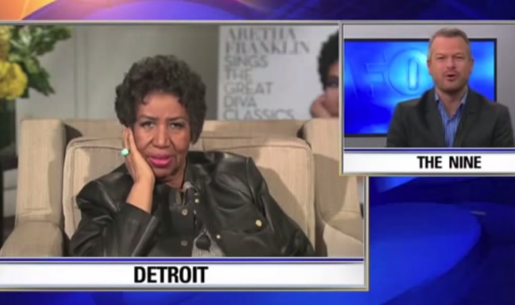 Aretha Franklin Has No Time For Crappy Interviews