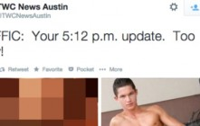 Texas News Station Accidentally Tweets Gay Porn Instead of Traffic Report