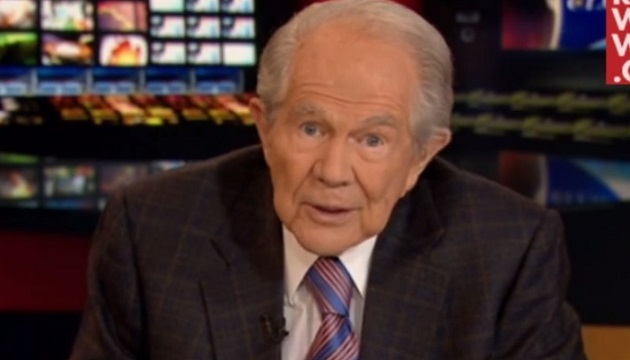 Pat Robertson Warns Of 'Deadly Consequences' To Gay Marriages In Idaho