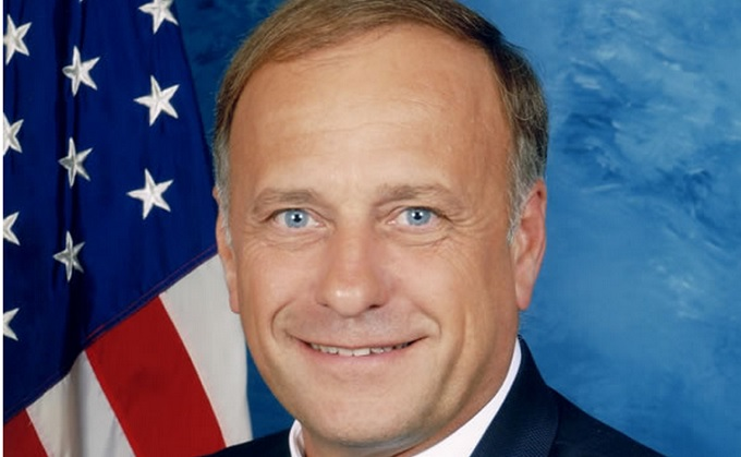 Congressman Steve King Is Pretty Sure Gay People Are Going To Hell