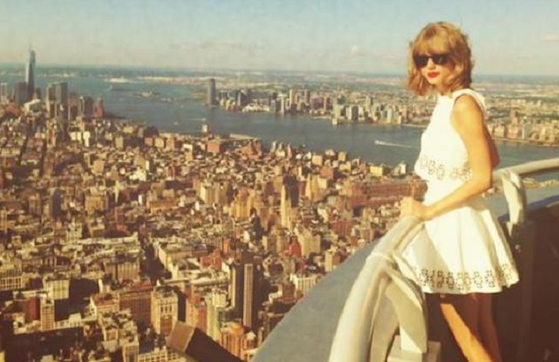 "Taylor Swift Drops Pro-LGBT Anthem ""Welcome To New York"""