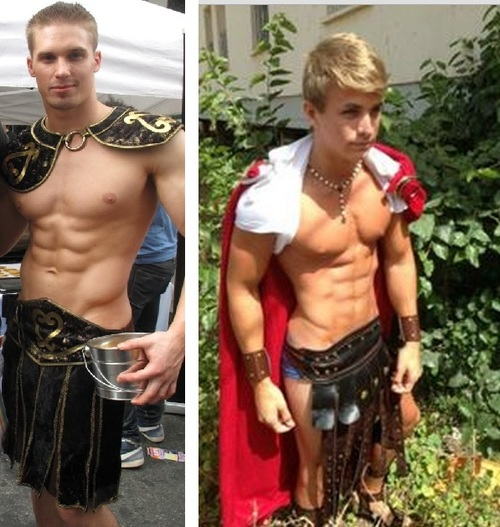 a gay man s guide to creating the sexiest halloween costume