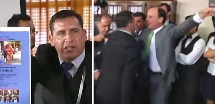 Evangelical Pastor Attacks Deputy In Chilean Congress After Delivering Antigay Rant