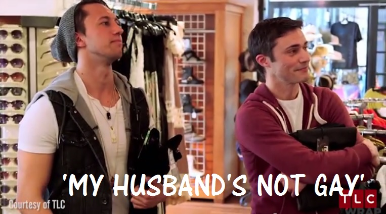 TLC To Air 'My Husband's Not Gay' A Show About 'Straight' Guys...