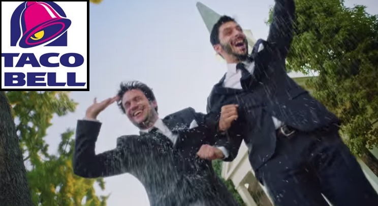 promotional video featuring a gay couple