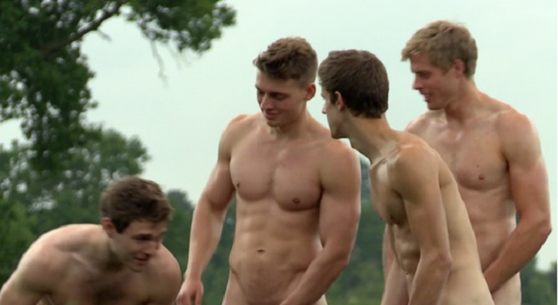 Warwick Rowers Release New Full Frontal Nude Video [NSFW]