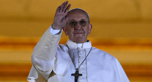 Pope Francis Says Gay Marriage Threatens The Family And Institution of Marriage