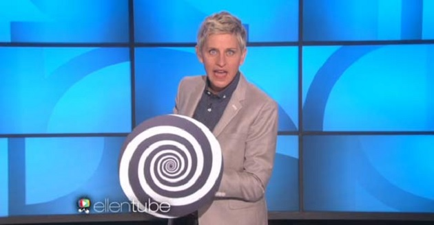 Watch Ellen's Response To Christian Writer Who Says She's Turning Children Gay
