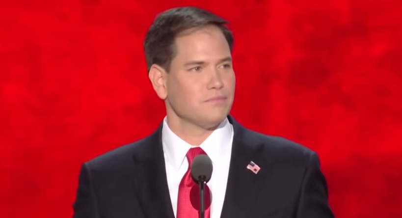 Florida Senator Marco Rubio: There Is No U.S. Constitutional Right To Same-Sex Marriage