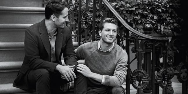Tiffany & Co. Features Real Gay Couple For First Time In New Engagement Rings Ad