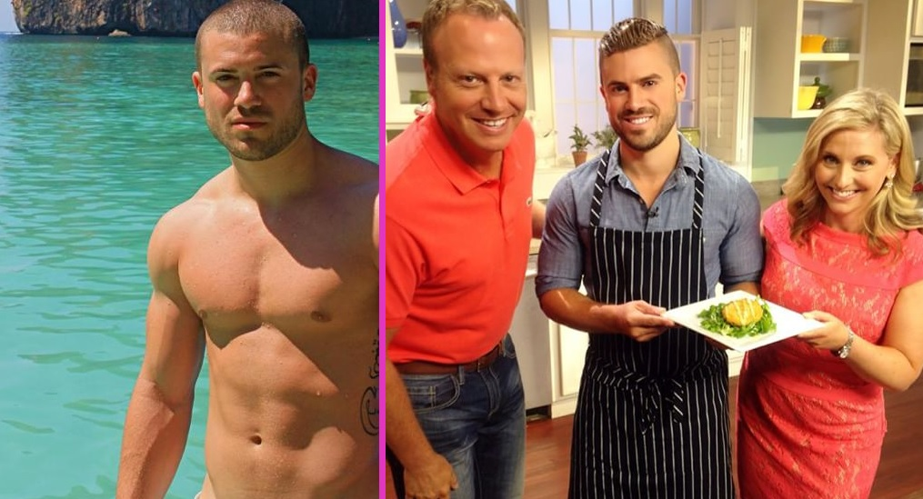 Connecticuts Hottest Chef Looks Even Better With His