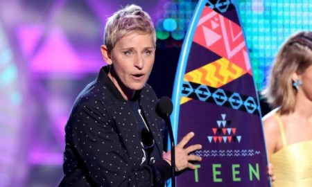 ellen teen choice awards