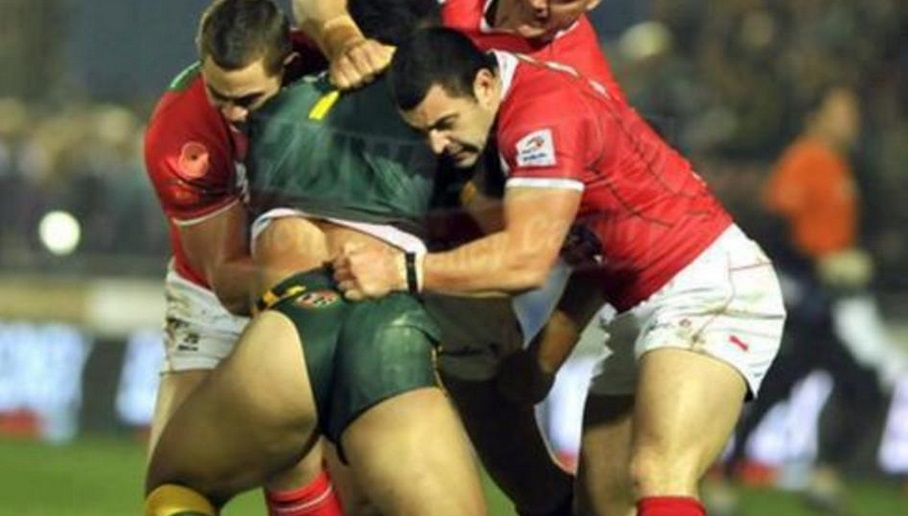 Rugby 106