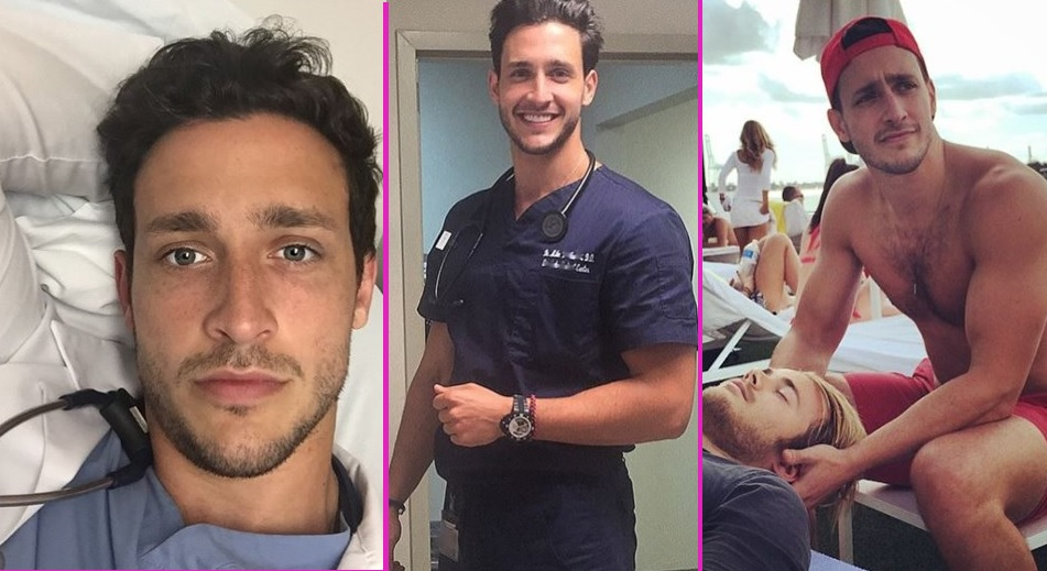 Ready for your physical the real life doctor mcdreamy has been found