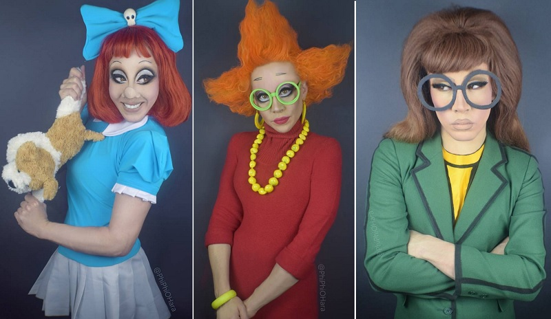 Cartoon Characters 80s 90s : Phi o hara drags us down memory lane as your