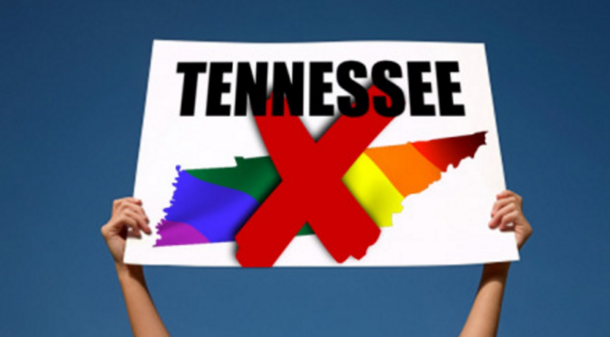 Tennessee Lawmakers Insult LGBT Citizens By Passing Anti-Marriage Equality Resolution