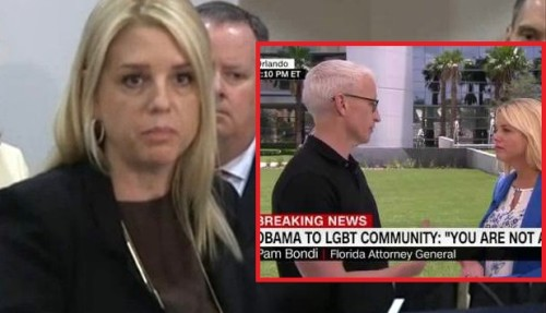 Pam Bondi Caught In Multiple Lies After Anderson Cooper