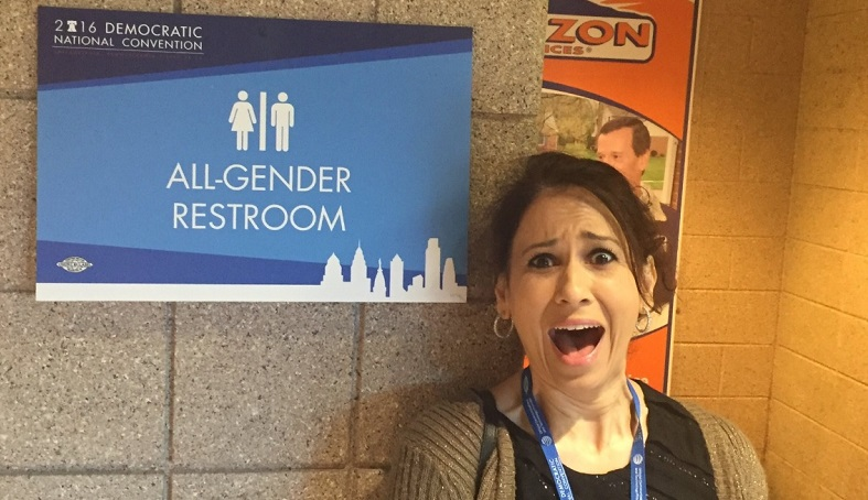 Conservatives Label Dnc S All Gender Restroom Confusing Bizarre And Disgusting