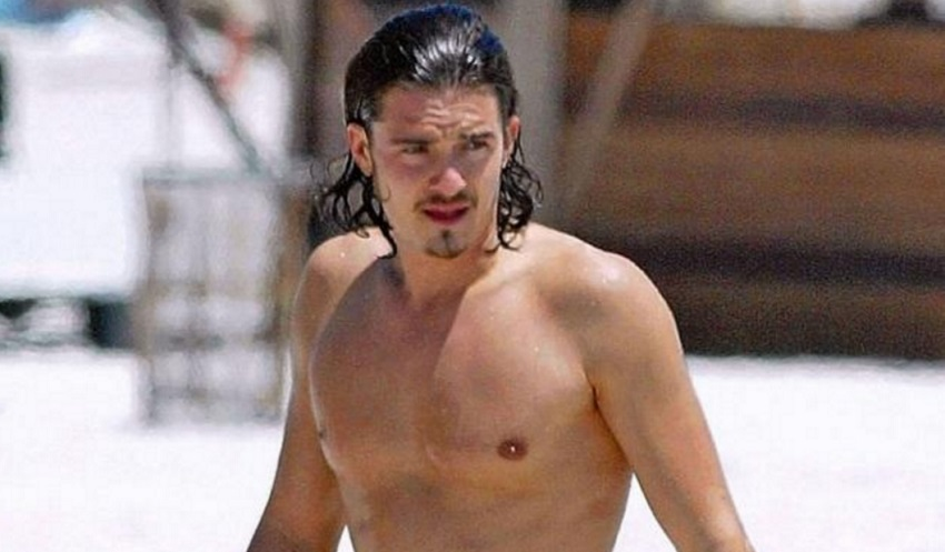 Second Round Of Orlando Bloom Nsfw Vacation Shots Surface