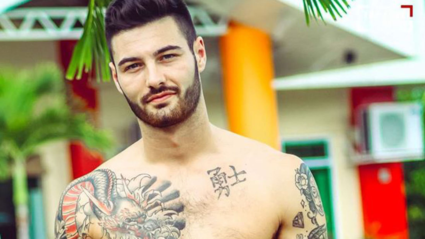 Mr. UK Mark Redfearn Goes Full-Frontal On UK Dating Show 'Naked Attraction'
