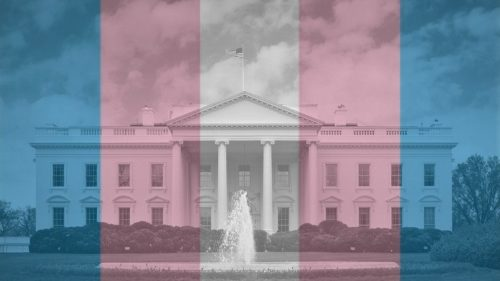 white-house-transflag