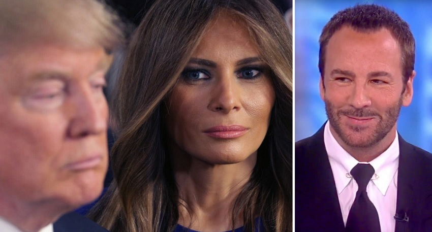 style ford dressing melania trump shes necessarily image