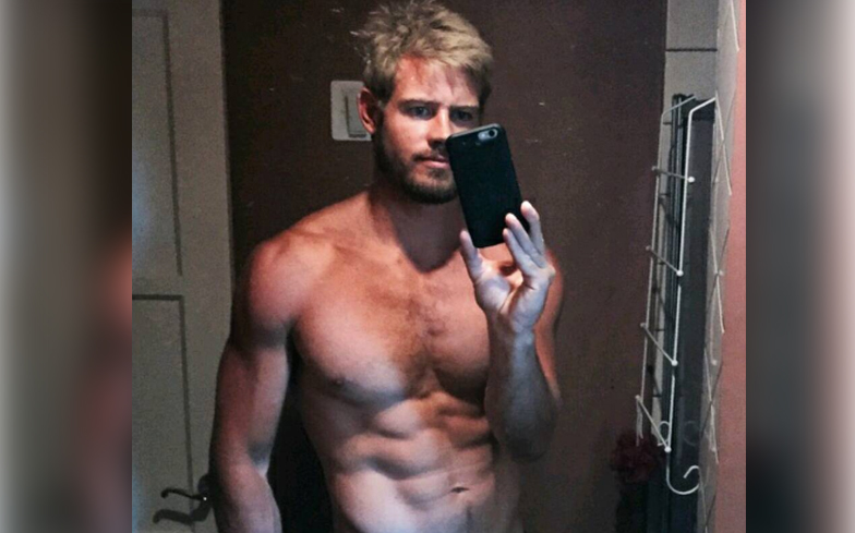 trevor-donovan-shirtless-instagram