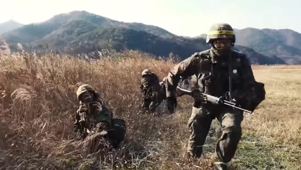 dating apps used in south korea North korea and south korea held talks within the demilitarized zone — the most heavily guarded border in with landmines dating back to.