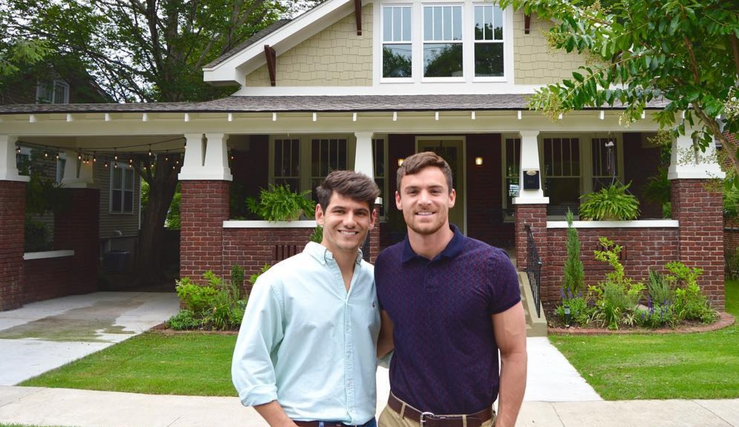 HGTV's Newest Hosts Are An Adorable Married Gay Couple