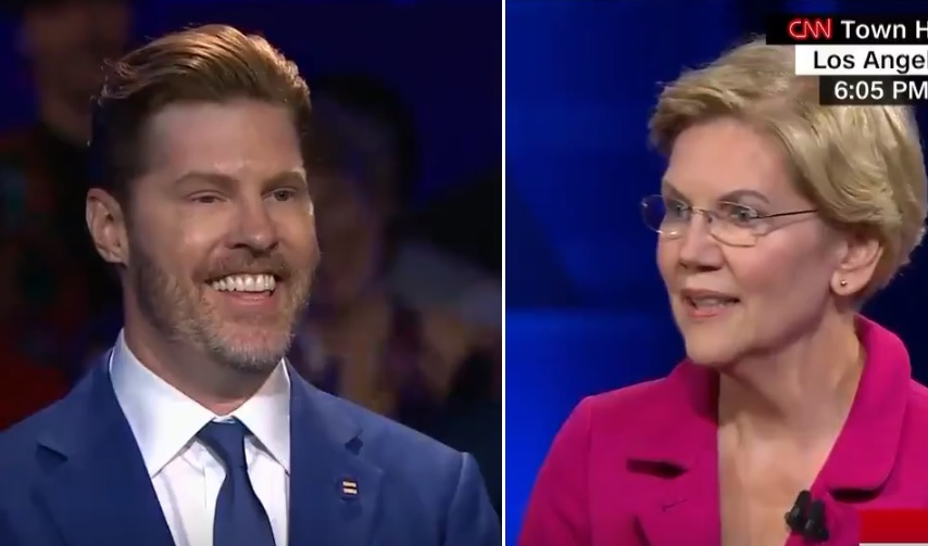 Warren Tells Men Opposed To Gay Marriage: 'Just Marry One Woman…Assuming You Can Find One'