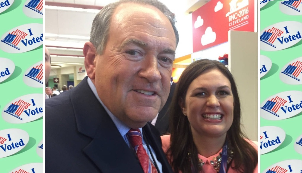 Mike Huckabee Claims He Committed Election Fraud By Filling Out Dead Relatives' Absentee Ballots